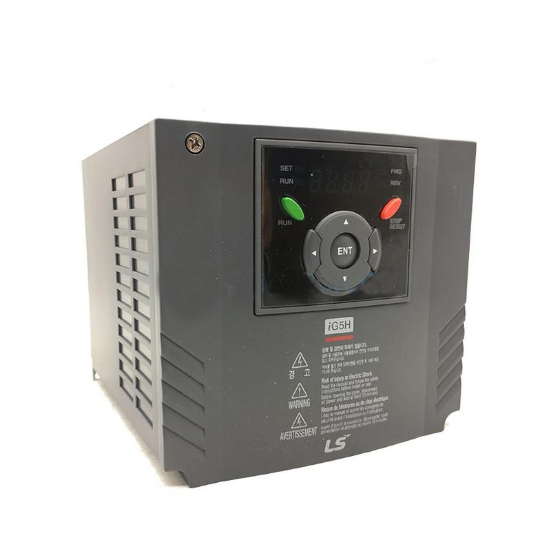 Biến tần 3P 220V 0.75kW (1HP) LS INV,SV008IG5H-2