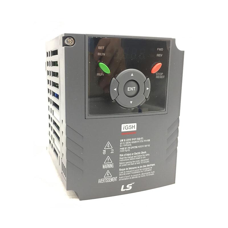 Biến tần 3P 380V 0.4kW (1/2HP) LS INV,SV004IG5H-4