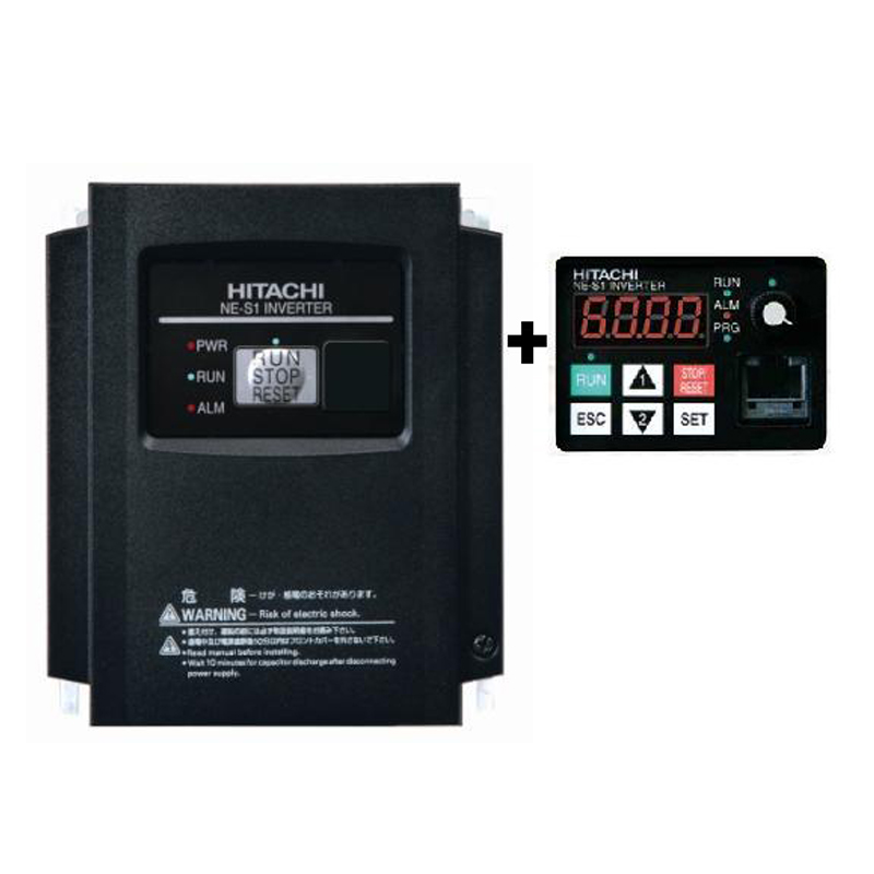 Biến tần Hitachi NES1-007SB