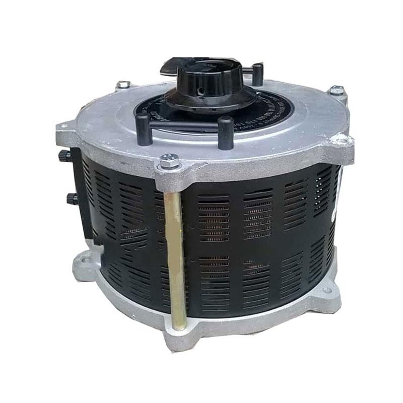 Biến áp vô cấp 1 PHA 5.5kVA LiOA SD-2525