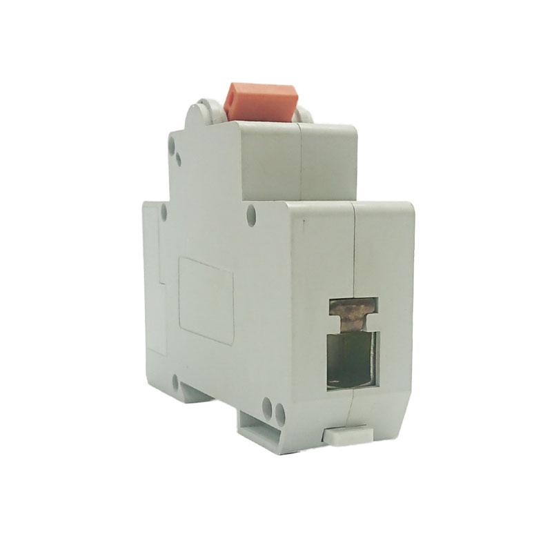Aptomat loại 1 cực dòng điện 100A LiOA MCB1100/4,5