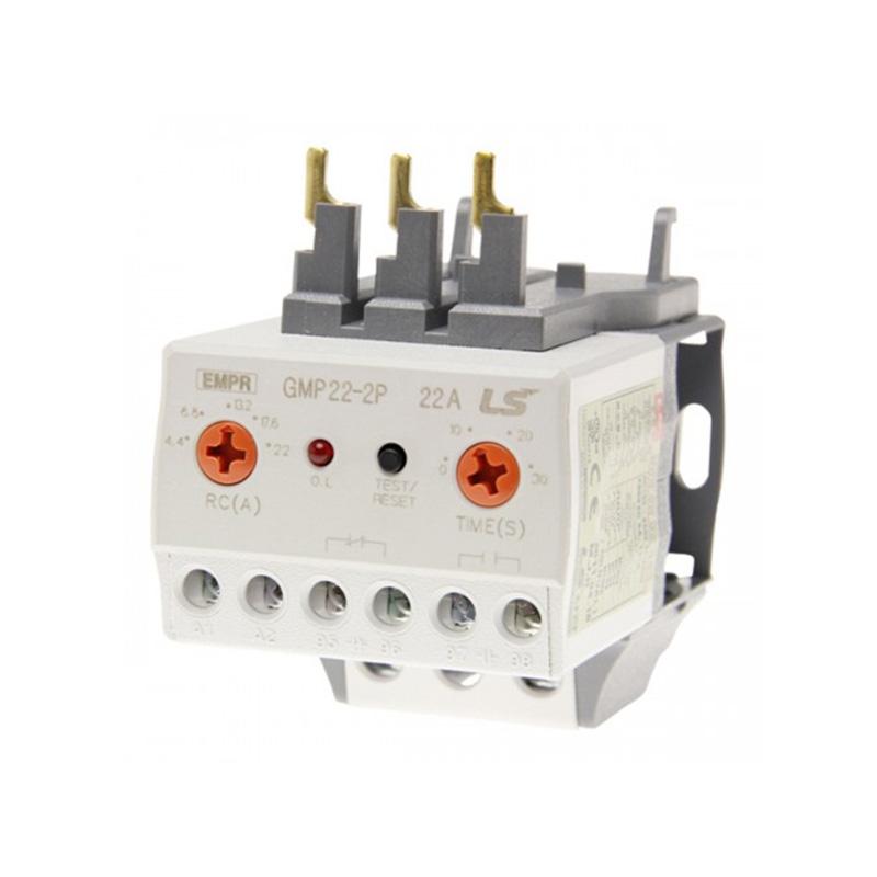 Rơ le điện tử 0.3-1.5A LS GMP22-2P (1a1b)