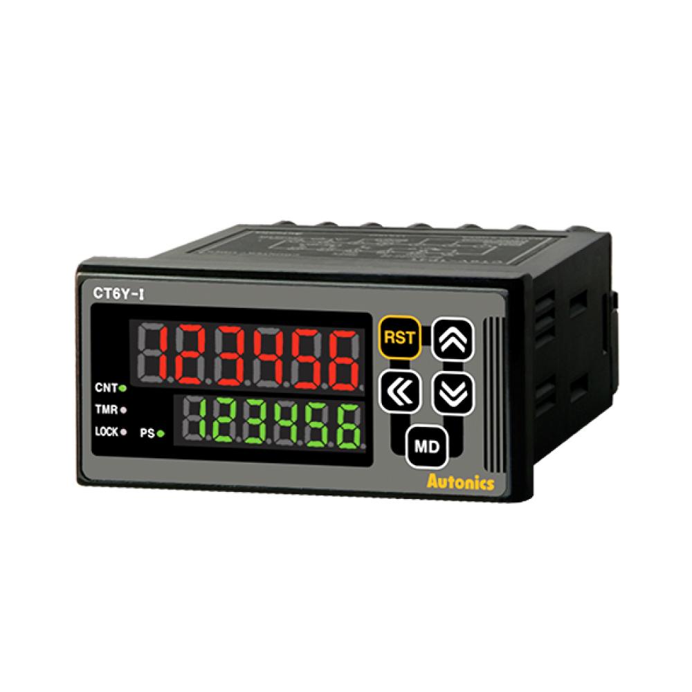 Bộ đếm Autonics CT6Y-I4