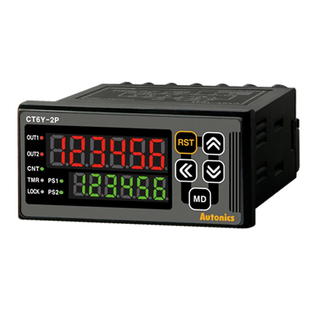 Bộ đếm thời gian Autonics CT6Y-2P2