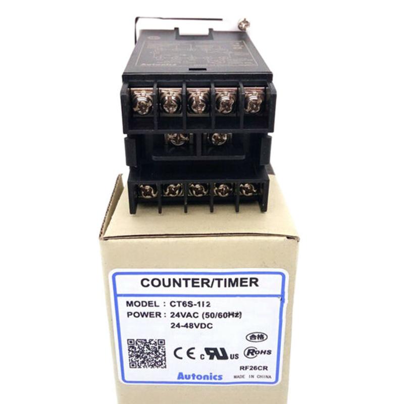 Bộ đếm Autonics CT6S-1P2