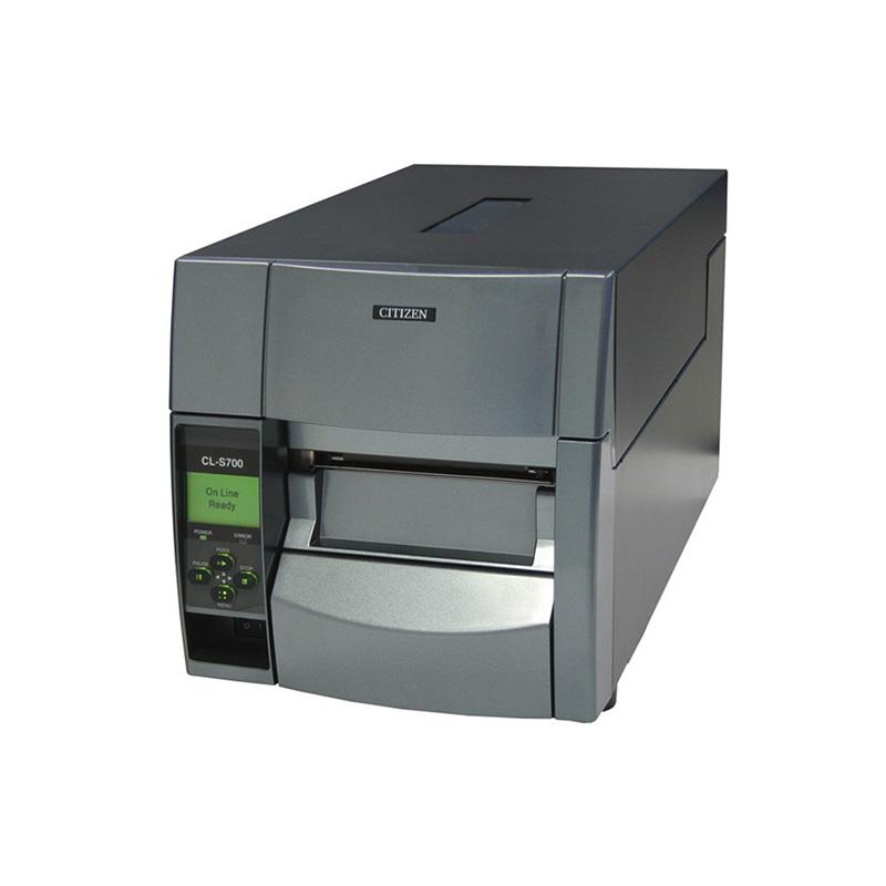 Máy in mã vạch công nghiệp Citizen CL-S700