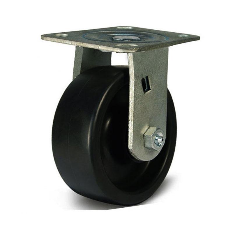 Bánh xe chịu nhiệt Phenolic dòng 490 tải trọng nặng trục cố định Ethos 492XHQ160P45