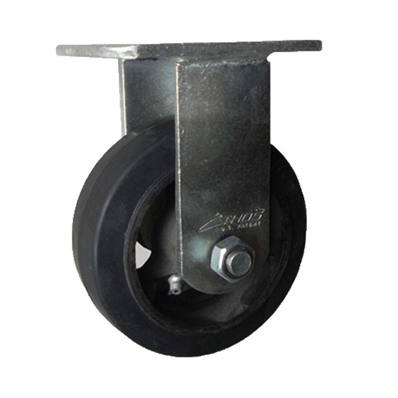 Bánh xe chịu nhiệt Phenolic dòng 490 tải trọng nặng trục cố định Ethos 492XRQ160P45
