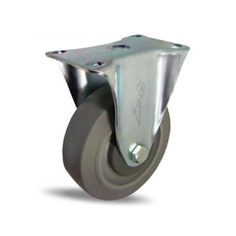 Bánh xe cao su dòng 250 tải trọng trung bình trục cố định Ethos 252EIY075P01