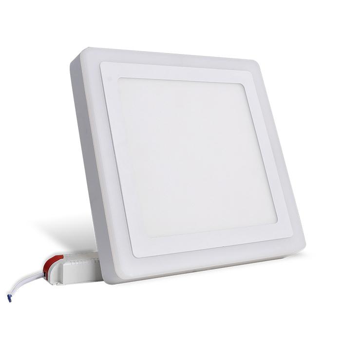 Đèn LED Ốp trần đổi màu 24W
