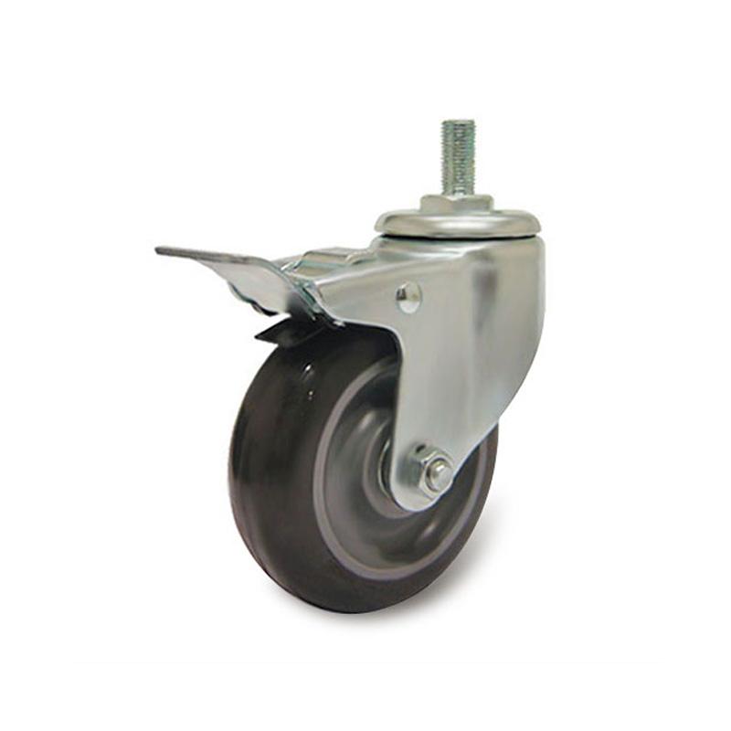 Bánh xe PU dòng 250 tải trọng trung bình Ethos 256UIY075ER2/ES2