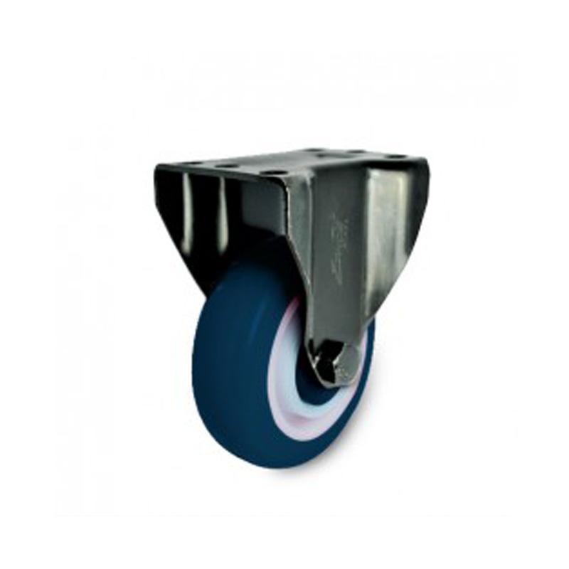 Bánh xe nhựa PU dòng 260 tải trọng trung bình trục cố định Ethos 262/272UBY125P01