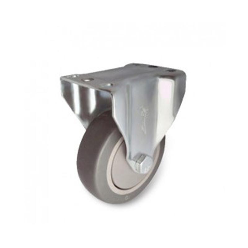 Bánh xe cao su dòng 260 tải trọng trung bình trục cố định Ethos 262/272TPY075P01