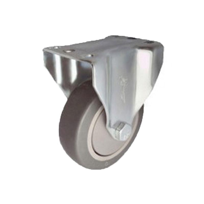 Bánh xe cao su dòng 260 tải trọng trung bình trục cố định Ethos 262/272TPY125P01