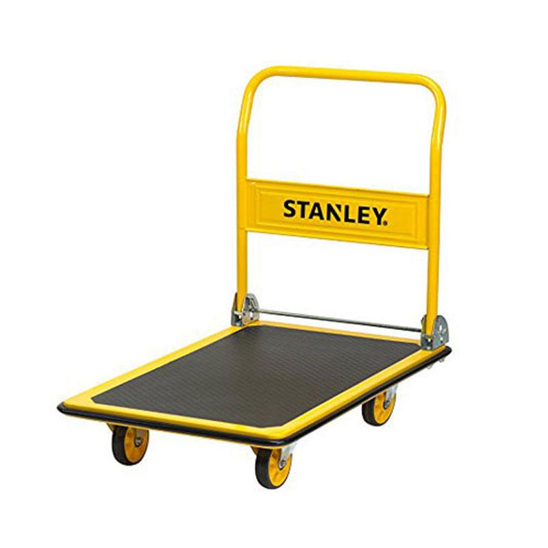 Xe đẩy hàng 4 bánh tải trọng 300kg Stanley PC528
