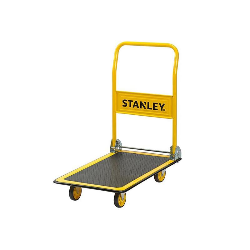 Xe đẩy hàng 4 bánh tải trọng 150kg Stanley PC527