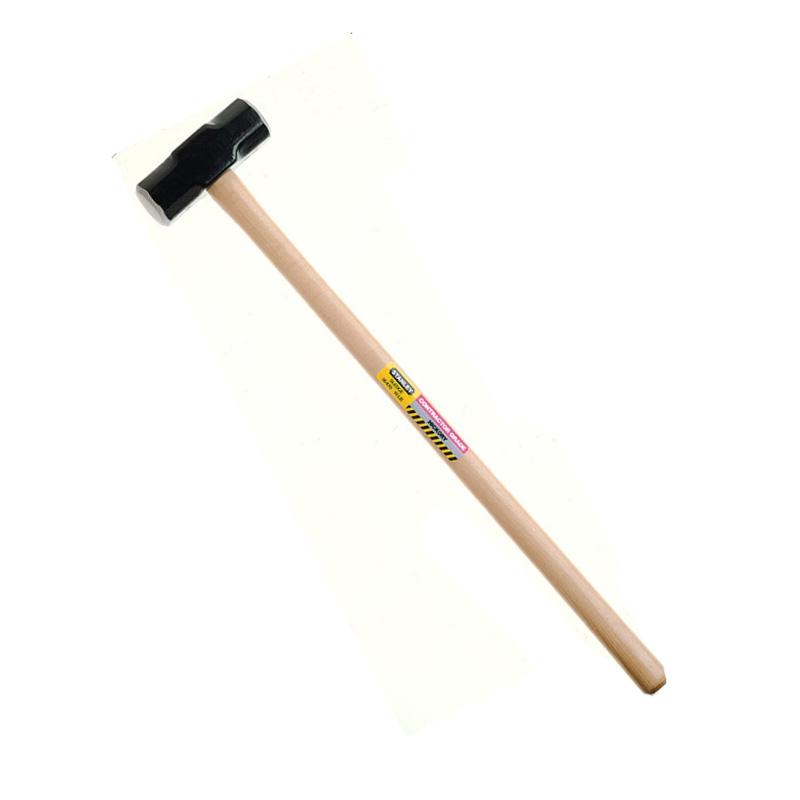Búa tạ cán gỗ hickory 5.4kg Stanley 56-812