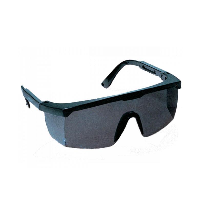 Kính bảo hộ gọng và tròng màu đen Blue Eagle PS03B5