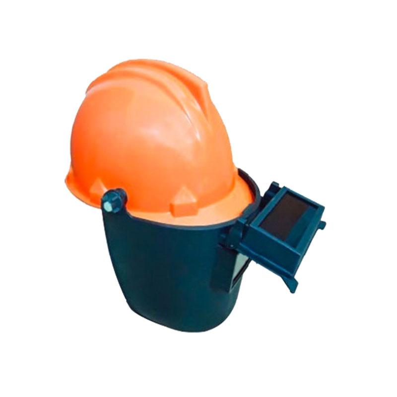 Nón bảo hộ có kính hàn 2 lớp BB.Safety.BB HN.90