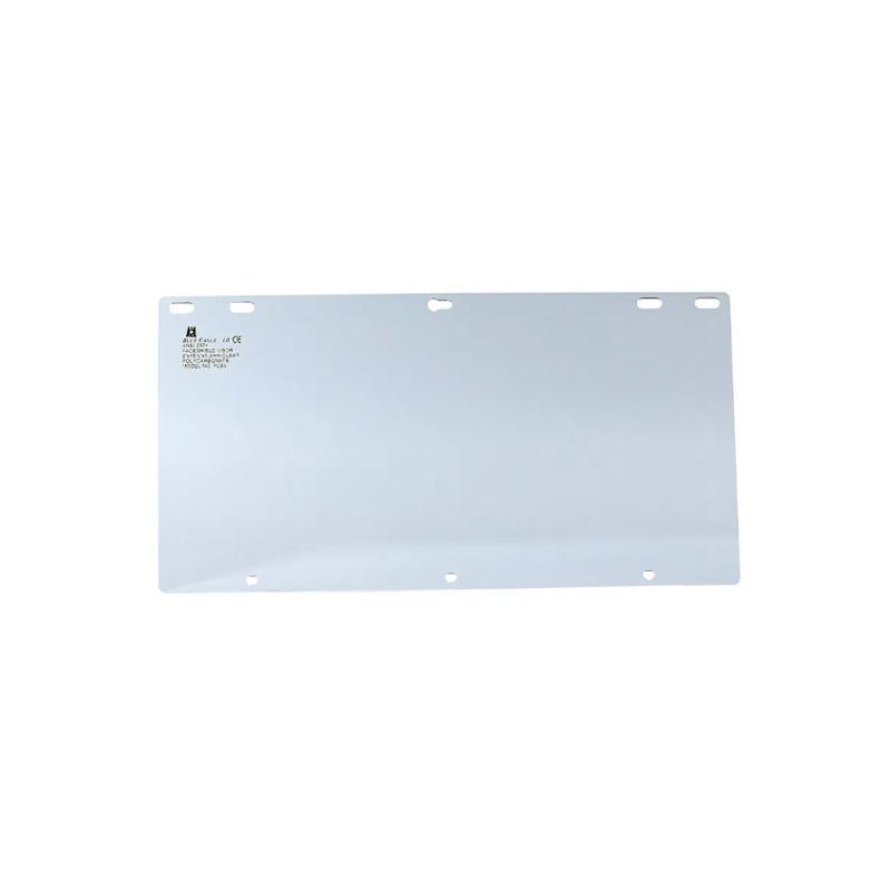 Tấm kính che mặt 203x394x0.8mm màu trắng Blue Eagle FC83