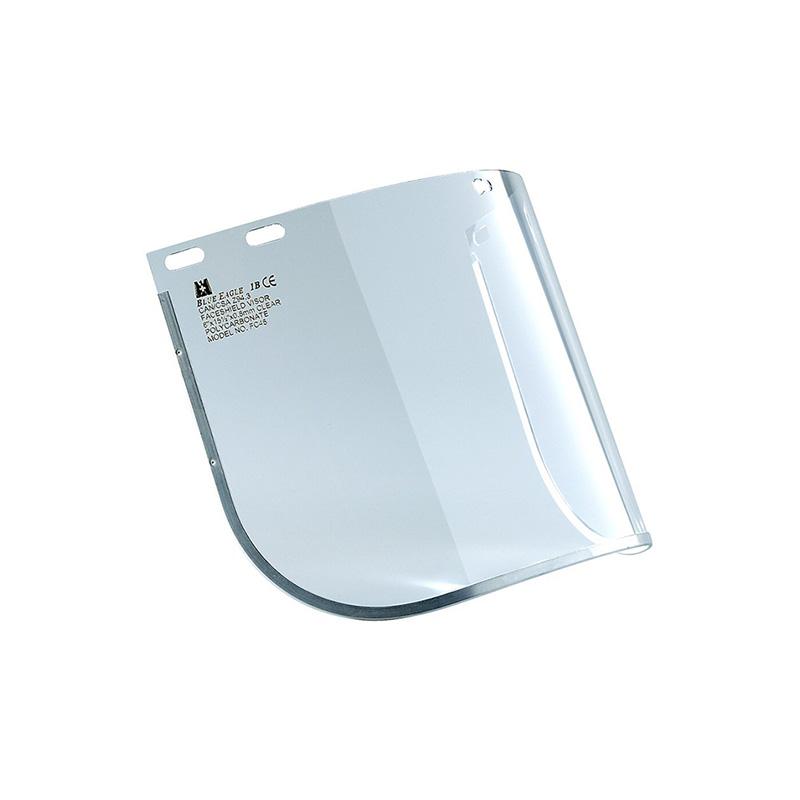 Tấm kính che mặt 203x394x0.8mm màu trắng Blue Eagle FC45