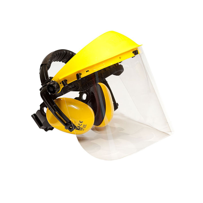 Bộ bảo vệ mặt nạ và chụp tai chống ồn Pan Taiwan SE3790