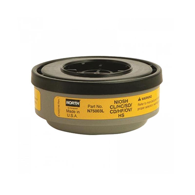 Phin lọc hơi vô cơ chuẩn NIOSH Honeywell N75003L
