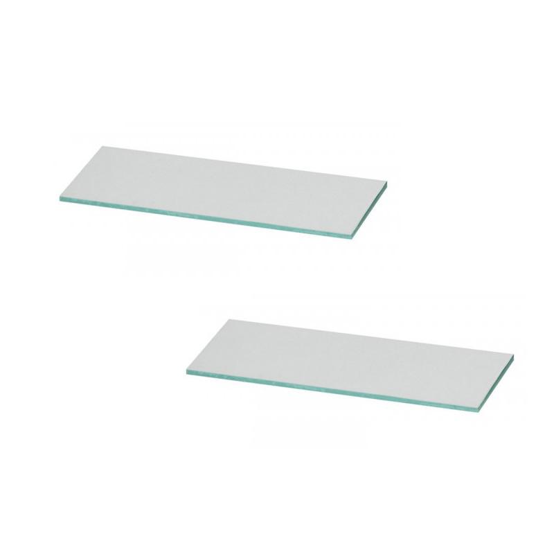 Miếng kính hàn polycarbonate màu trắng Blue Eagle 633-04