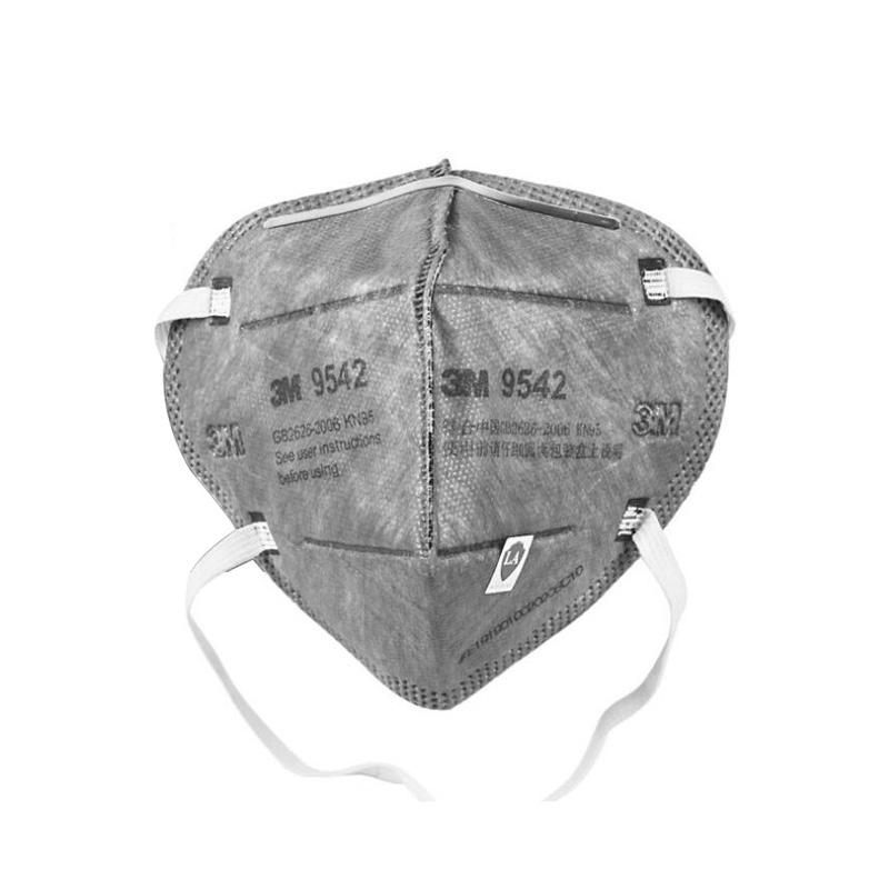 Khẩu trang lọc bụi bảo vệ hô hấp 3M 9542
