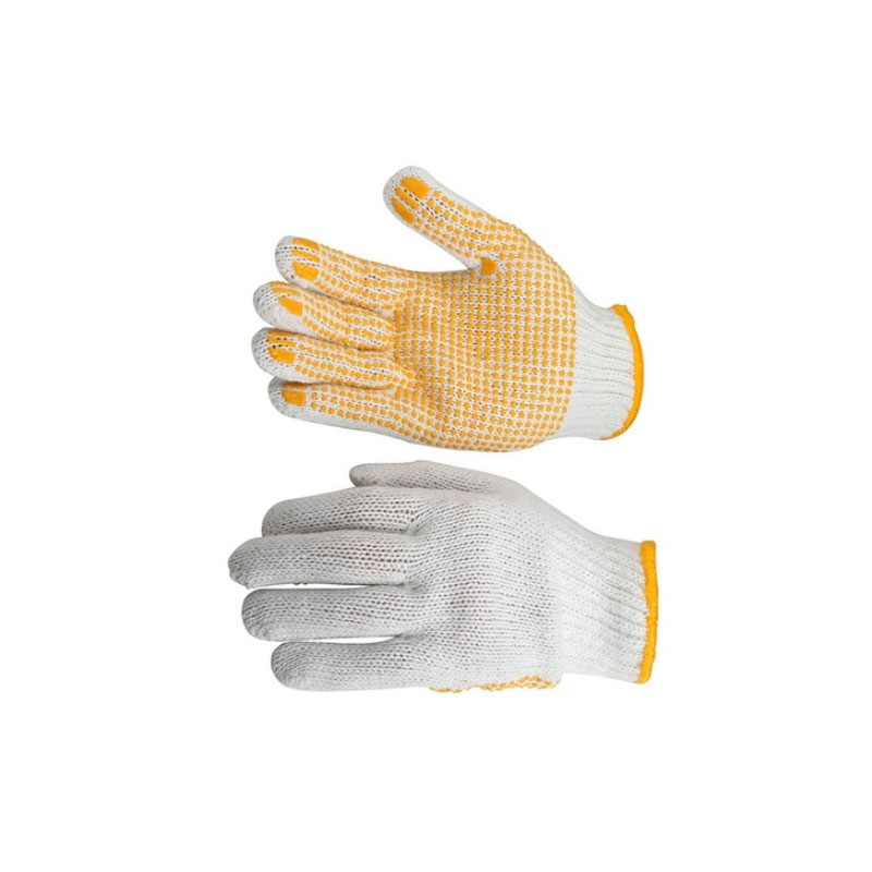 Bộ 12 bao tay vải chấm cao su Tolsen 45006