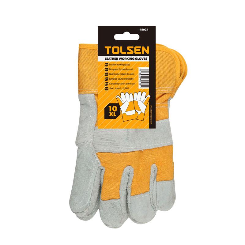 Bao tay vải dày Tolsen 45024