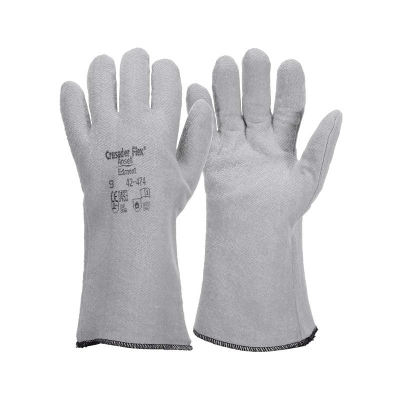 Găng tay chịu nhiệt 180 độc C size 9 Ansell Crusader Flex 42-474