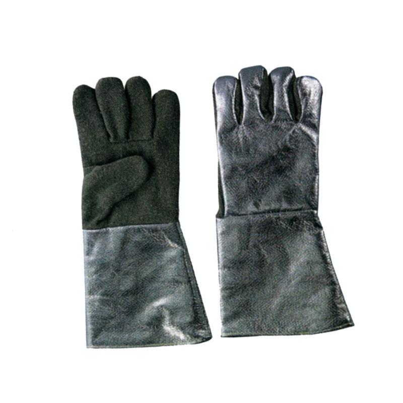 Găng tay nhôm kết hợp len sợi chống cắt, chịu nhiệt PROGUARD ALU/370/5F-PANOX