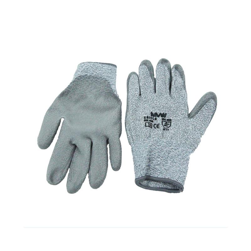 Găng tay chống cắt MVW cấp độ 5 phủ PU lòng bàn tay MVW-CUTR-5L size L