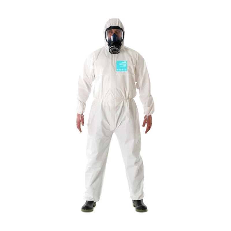 Bộ quần áo chống bụi bẩn, dầu mỡ Alphatec MG2000