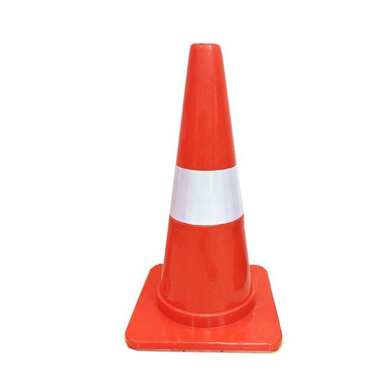 Cọc giao thông dẻo 2 phản quang 70 cm BB.Safety.BB GT.70 D1