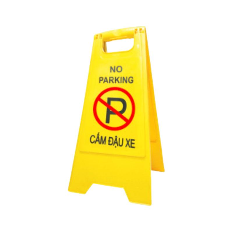 Bảng cảnh báo cấm đậu xe BB.Safety.BB