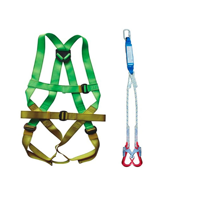 Dây an toàn toàn thân và dây treo giảm sóc 2 móc ADELA H4501H4501+EW71052