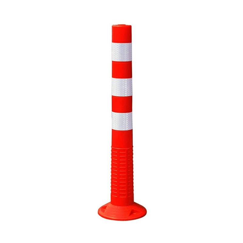 Cột chia làn đường 75cm màu đỏ BB.Safety.BB GT- 75A