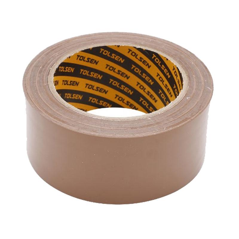 Băng keo vàng 100m Tolsen 50216
