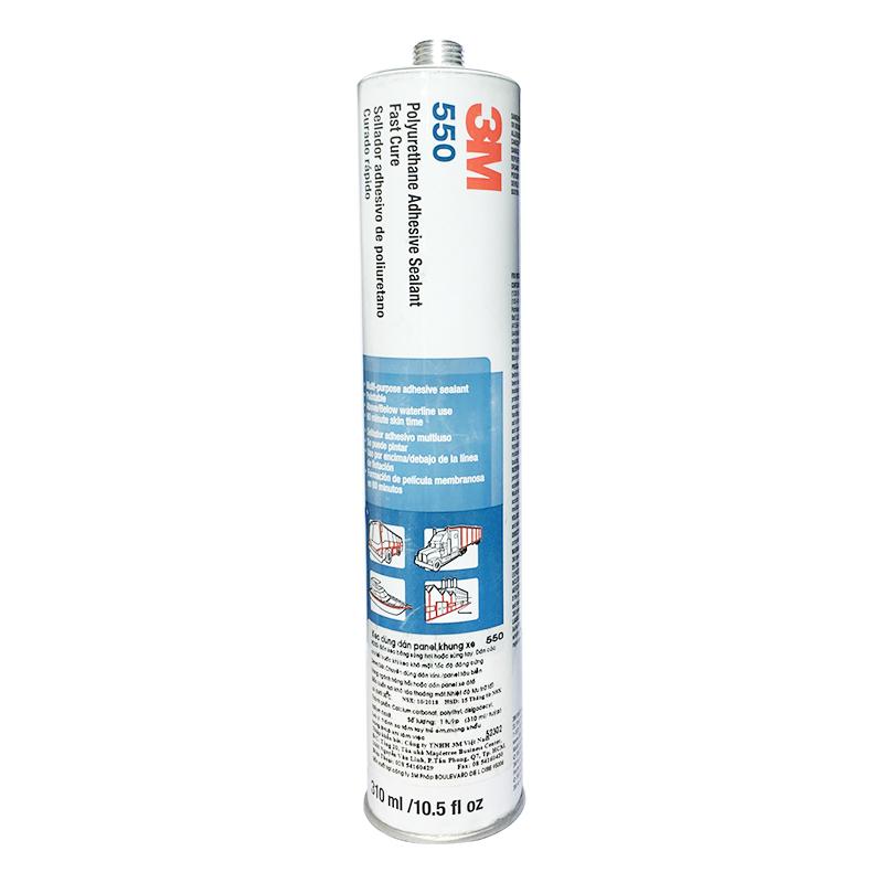 Keo sealant trám trét màu trắng 400ml 3M PU550 FC