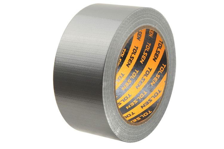 Băng keo vải duct tape siêu dính 25m Tolsen 50281