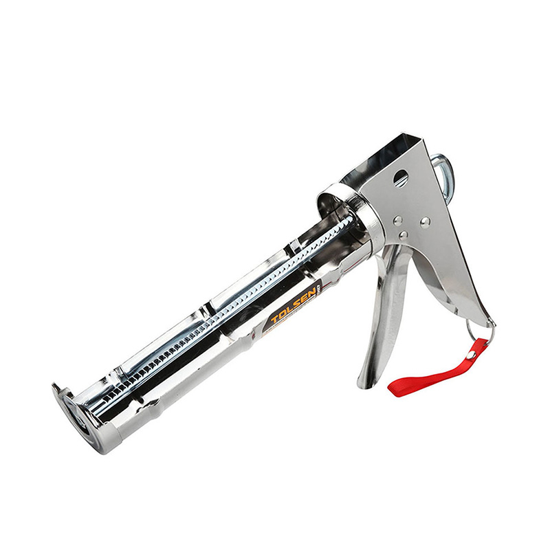 Máng bắn silicone inox Tolsen 43043