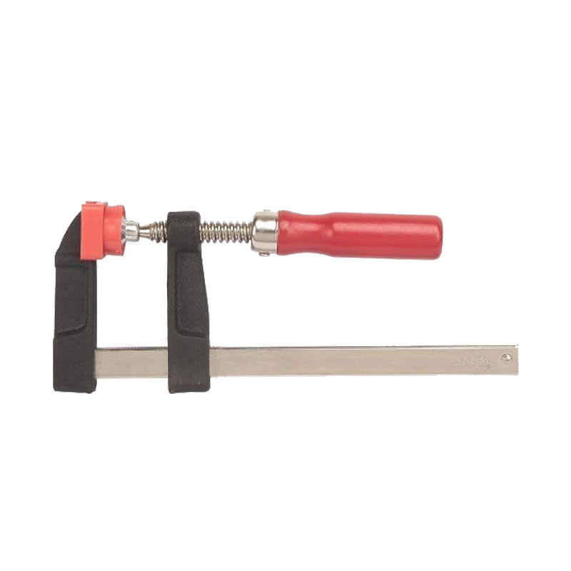 Kẹp gỗ chữ F 120x400mm WORKPRO W032025 bằng thép