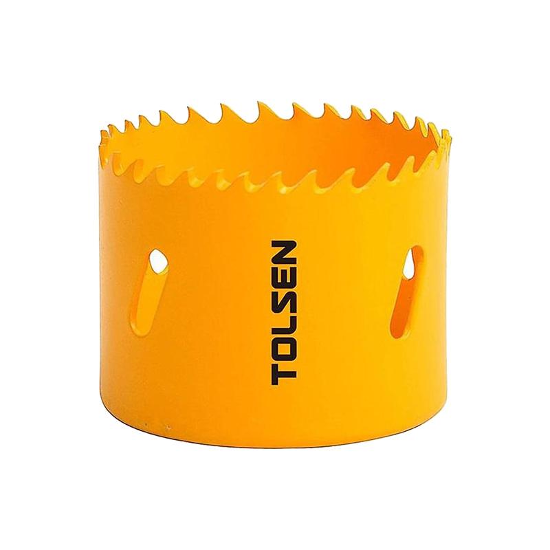 Khoét lỗ sắt 43mm Tolsen 75743