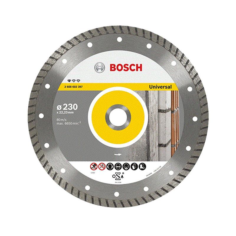 Đĩa cắt kim cương đa năng 230x22.2mm BOSCH 2608603332