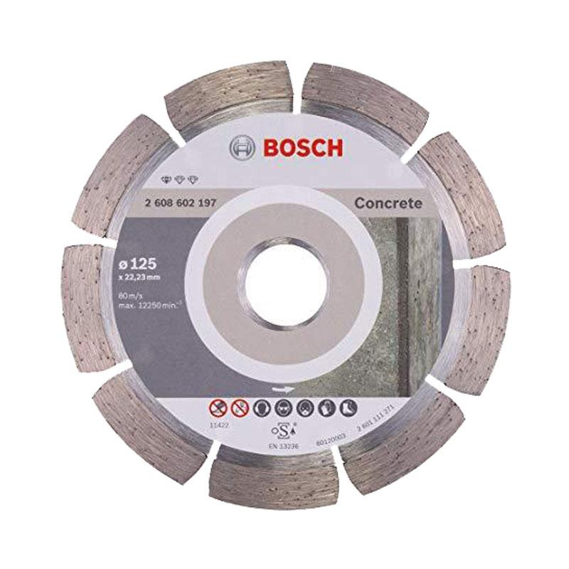 Đĩa cắt bê tông 125x22.2mm BOSCH 2608602197
