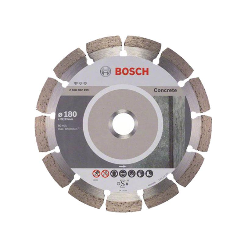 Đĩa cắt bê tông 180x22.2mm BOSCH 2608602199