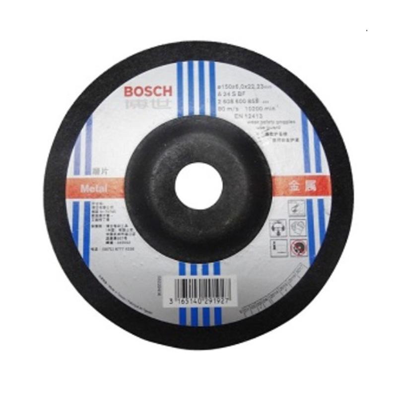 Đá mài sắt 150x6.6x22.2mm BOSCH 2608600855