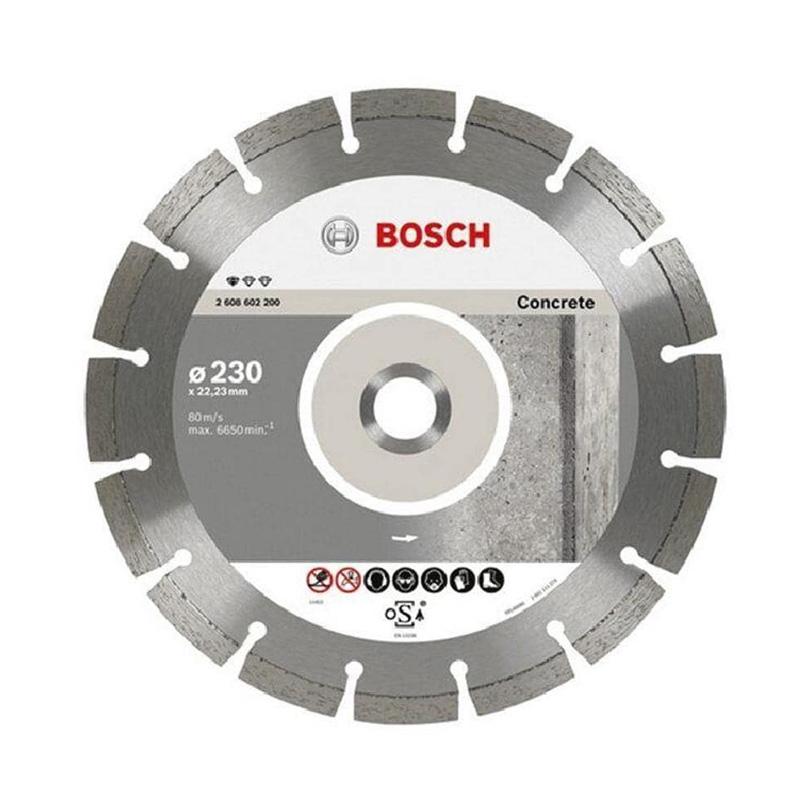 Đĩa cắt bê tông 230x22.2mm BOSCH 2608602200